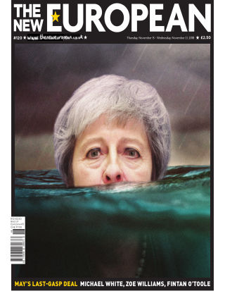 The New European Issue 120 - 15/11/18