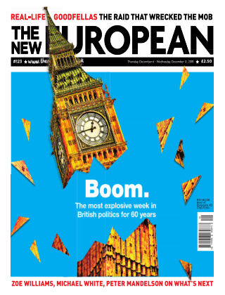 The New European Issue 123 - 06/12/18