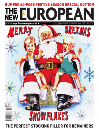 The New European Issue 125 - 20/12/18