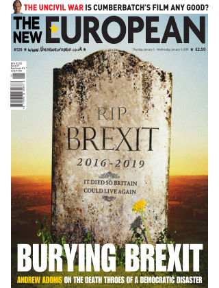 The New European Issue 126 - 03/01/19