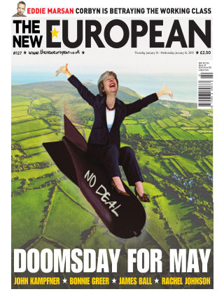The New European Issue 127 - 10/01/19