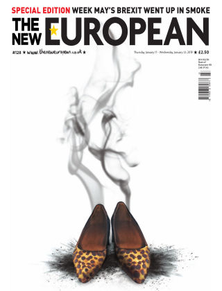 The New European Issue 128 - 17/01/19