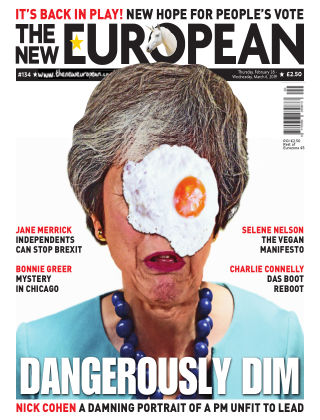 The New European Issue 134 - 28/02/19