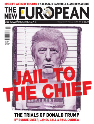 The New European Issue 135 - 07/03/19