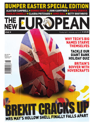 The New European Issue 140 - 11/04/19