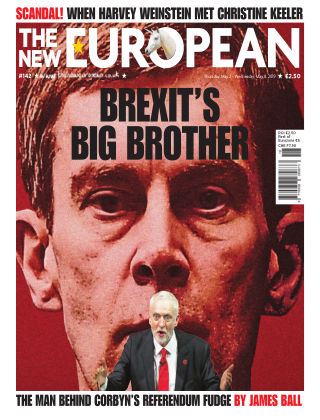 The New European Issue 142 - 02/05/19