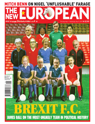 The New European Issue 143 - 09/05/19