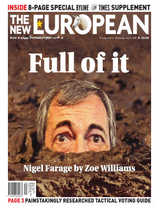 The New European Issue 144 - 16/05/19