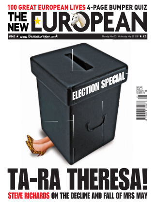 The New European Issue 145 - 23/05/19