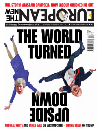 The New European Issue 146 - 30/05/19