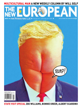 The New European Issue 147 - 06/06/19