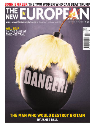 The New European Issue 148 - 13/06/19