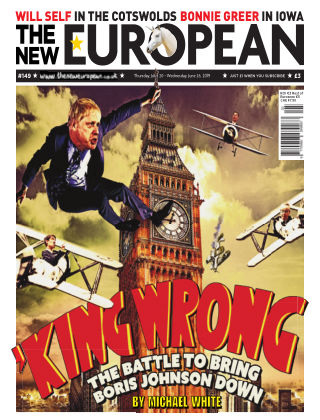 The New European Issue 149 - 20/06/19