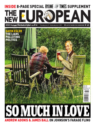 The New European Issue 150 - 27/06/19
