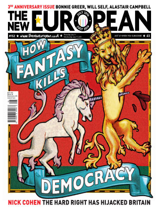 The New European Issue 152 - 11/07/19