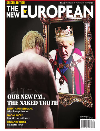 The New European Issue 154 - 25/07/19