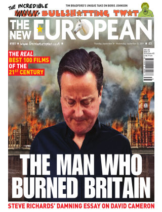 The New European Issue 161 - 19/09/19