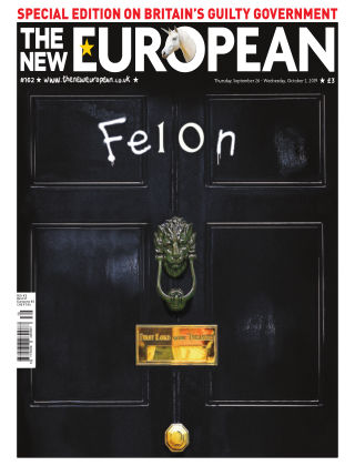 The New European Issue 162 - 26/09/19
