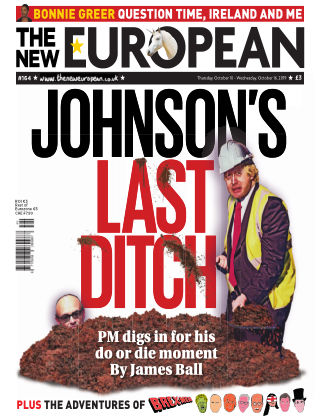 The New European Issue 164 - 10/10/19