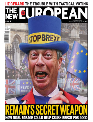 The New European Issue 168 - 07/11/19