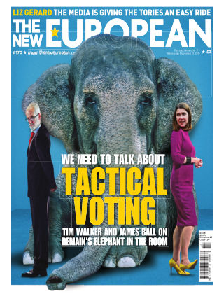 The New European Issue 170 - 21/11/19
