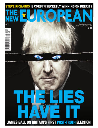 The New European Issue 171 - 28/11/19