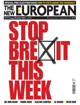 The New European Issue 173 - 10/12/19