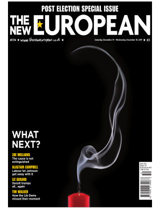 The New European Issue 174 - 14/12/19