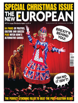The New European Issue 175 - 19/12/19