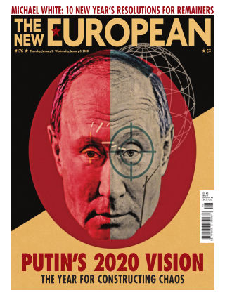 The New European Issue 176 - 02/01/20