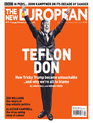 The New European Issue 179 - 23/01/20