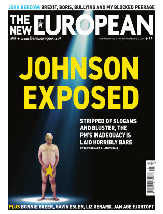 The New European Issue 181 - 06/02/20
