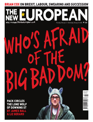The New European Issue 182 - 13/02/20