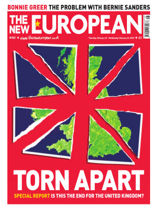 The New European Issue 183 - 20/02/20