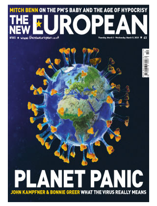 The New European Issue 185 - 05/03/20