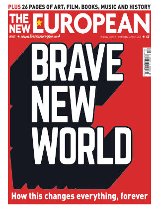 The New European Issue 187 - 19/03/20