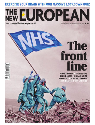 The New European Issue 188 - 26/03/20