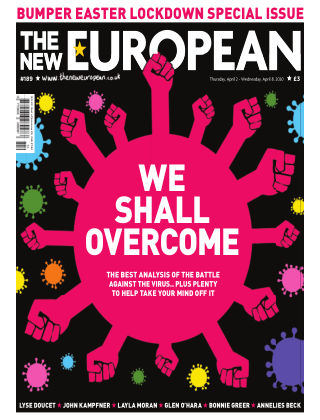 The New European Issue 189 - 02/04/20