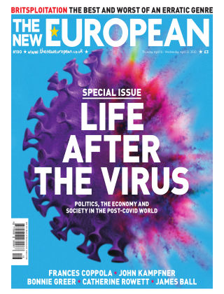 The New European Issue 190 - 16/04/20