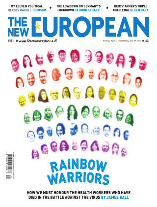 The New European Issue 191 - 23/04/20