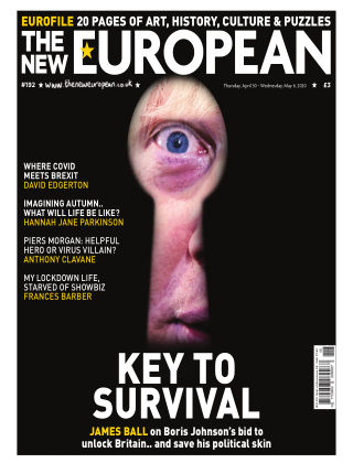 The New European Issue 192 - 30/04/20