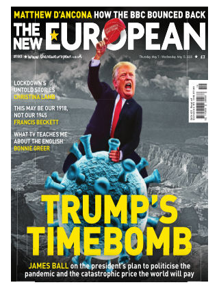 The New European Issue 193 - 07/05/20