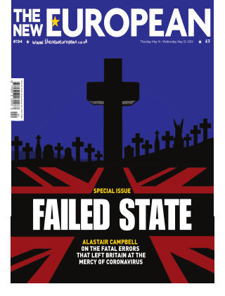 The New European Issue 194 - 14/05/20