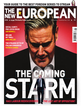 The New European Issue 195 - 21/05/20