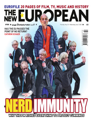The New European Issue 196 - 28/05/20