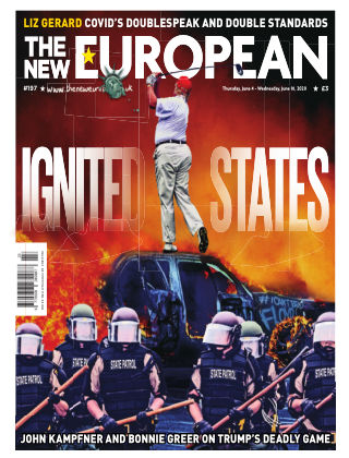 The New European Issue 197 - 04/06/20