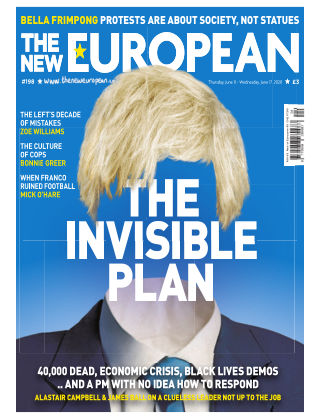 The New European Issue 198 - 11/06/20