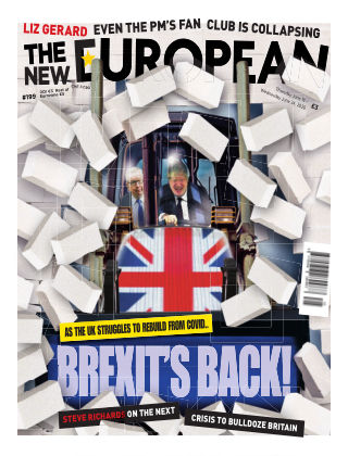 The New European Issue 199 - 18/06/20