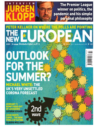 The New European Issue 201 - 02/07/20