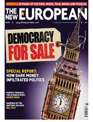 The New European Issue 206 - 06/08/20